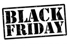 Black Friday Becomes Black November