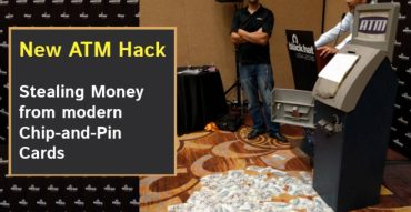 ATM Chip-and-Pin Card Hack