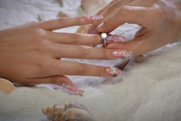 Most Expensive Diamond Manicure
