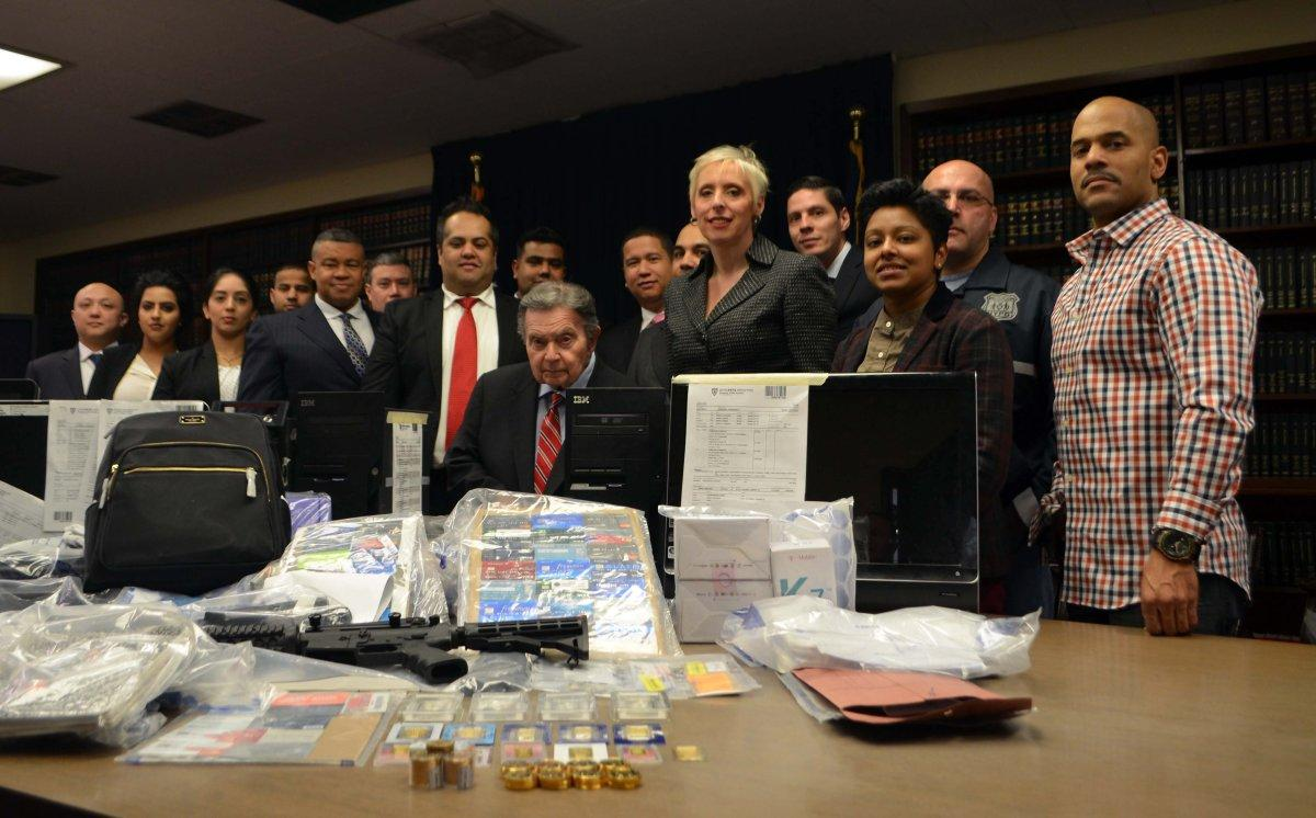 Identity Theft Ring Cheated Consumers, Businesses $3.5 million
