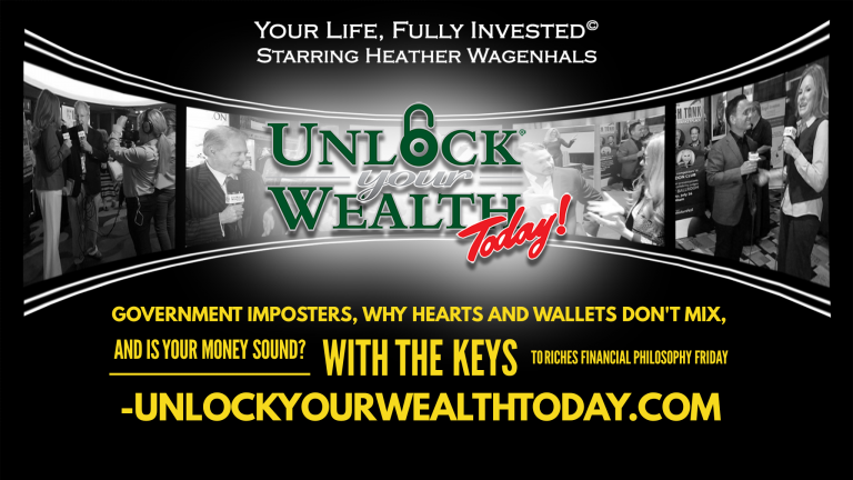 Government Imposters, Why Hearts and Wallets Don't mix and Is your money strategy sound Featuring JP Cortez