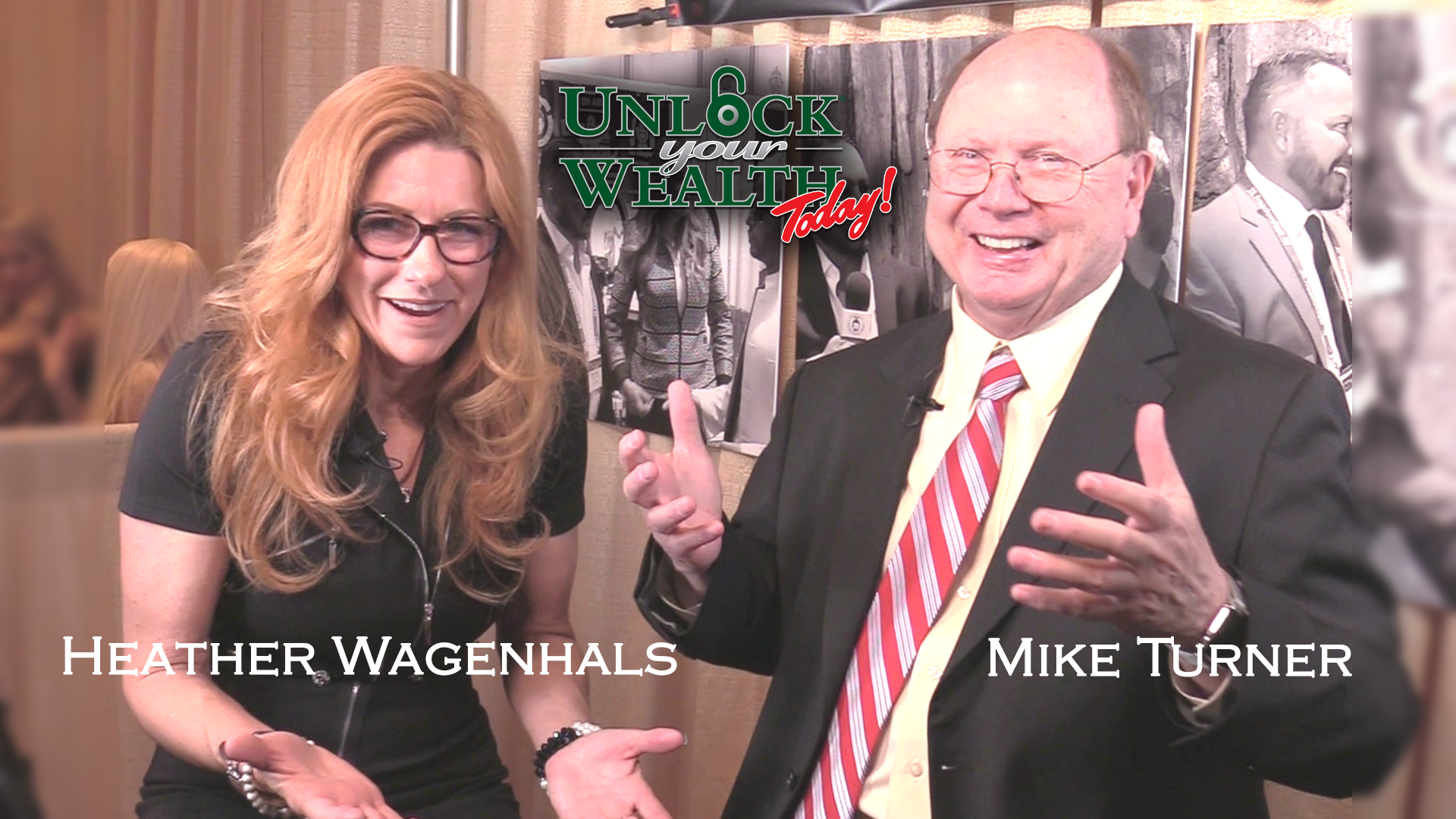 Bulls Bears and Market Whipsaws Featuring Mike Turner on Unlock Your Wealth TV