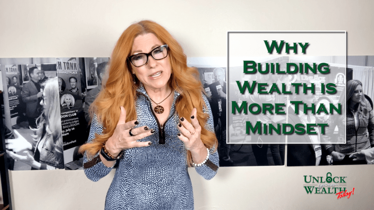 Why Building Wealth is More Than Mindset